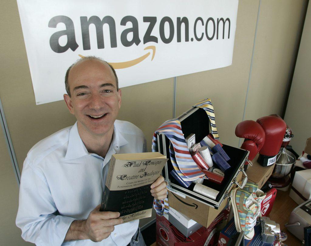 Amazon Daten und Fakten