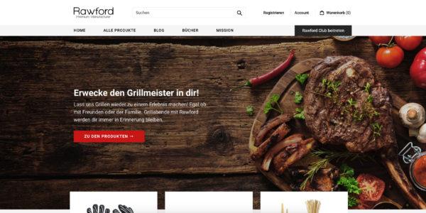 Online Shop aufbauen