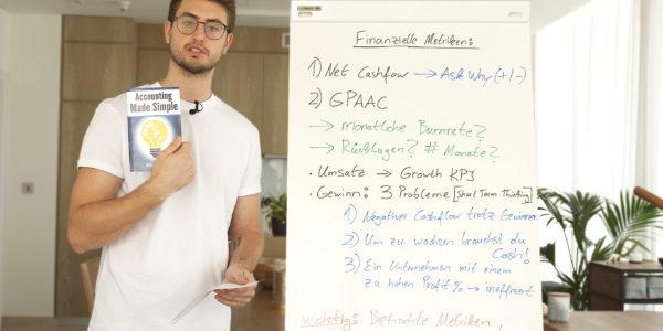 1x1 der finanziellen Metriken