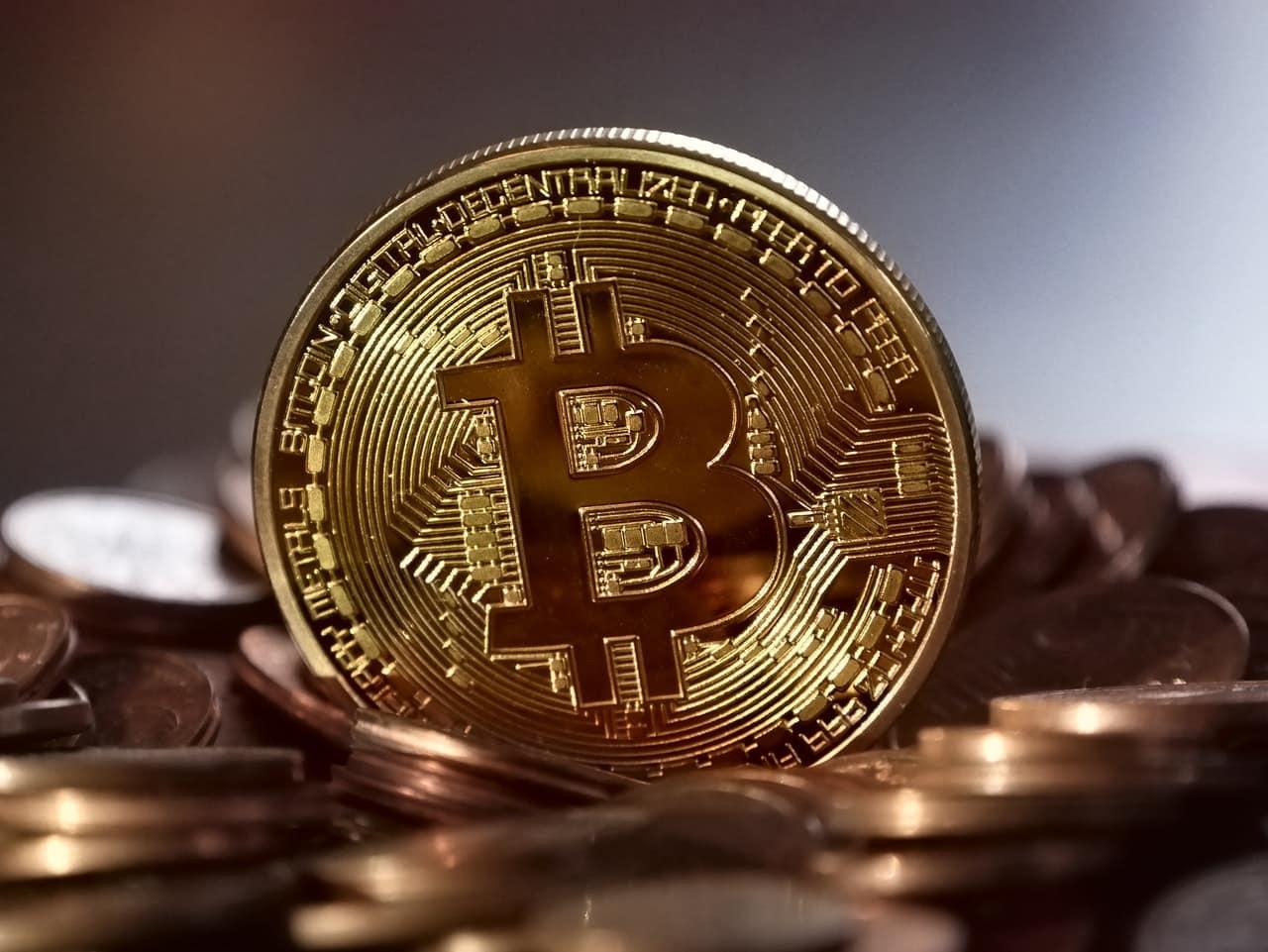 Mit Bitcoin ein Vermögen aufbauen